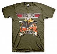 Camiseta Top Gun Flying Eagle