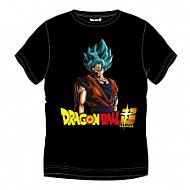 Dragonball Z Camiseta Goku Super Blue