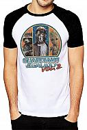 Guardianes de la Galaxia 2 Camiseta Retro Circle