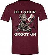 Guardianes de la Galaxia 2 Camiseta Get Your Groot On