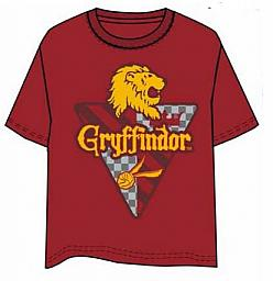 Harry Potter Camiseta Gryffindor