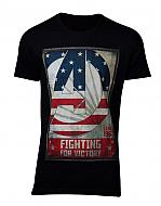 Marvel Vengadores Camiseta Fighting for Victory