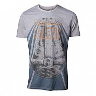 Star Wars Camiseta Han Solo Falcon