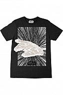Star Wars Episode VIII Camiseta Jumps To Light Speed