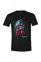 Star Wars The Mandalorian Camiseta Reflection