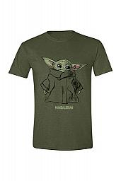 Star Wars The Mandalorian Camiseta The Child Sketch