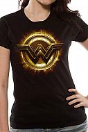DC Comics Justice League  Camiseta Chica Wonder Woman