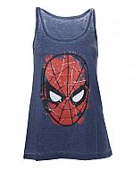 Spiderman Camiseta Chica Head tanktop