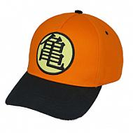 Dragon Ball Z Gorra Logo Naranja
