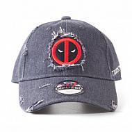 Marvel Gorra Deadpool Ripped