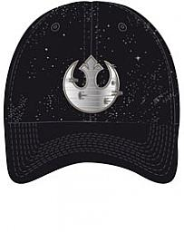 Star Wars Episode VIII Gorra Béisbol Rebel Space Ship Galaxy