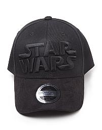 Star Wars Gorra Béisbol Black Logo
