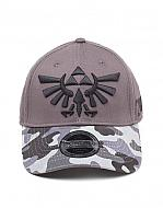 The Legend of Zelda Gorra Béisbol Tri Force Logo Camouflage