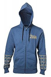Legend of Zelda Breath of the Wild Sudadera capucha Logo